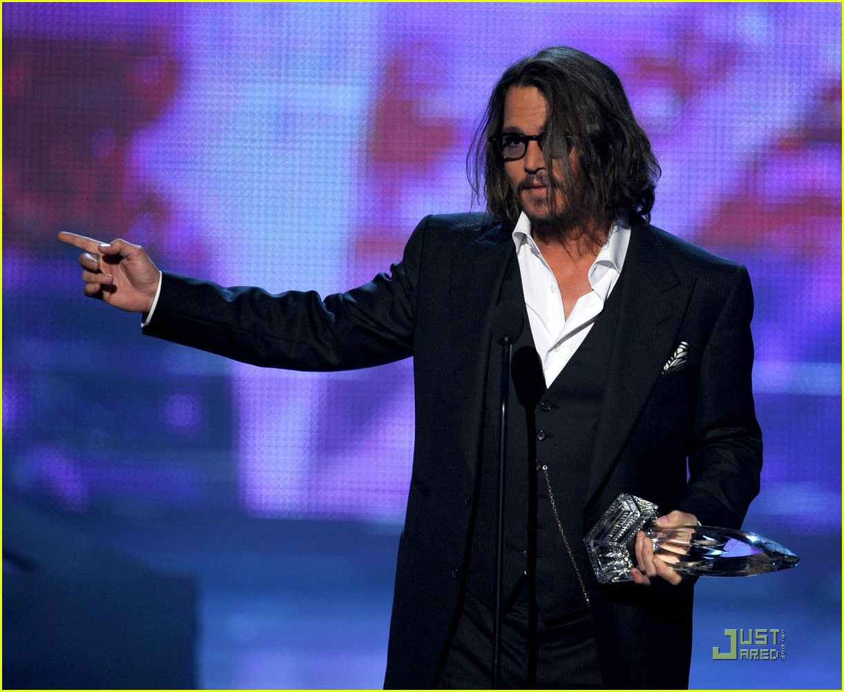 johnny depp pcas 21