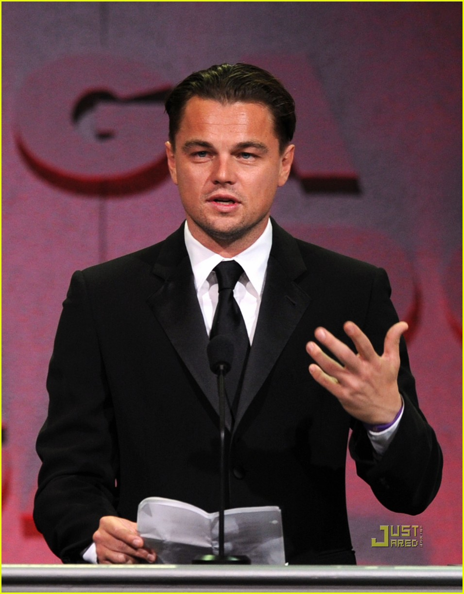 leonardo dicaprio dga awards 01