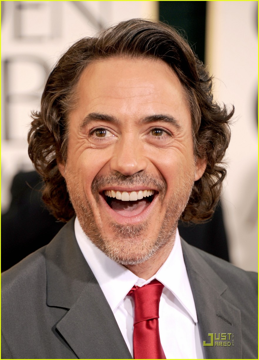 robert downey jr golden globes 11