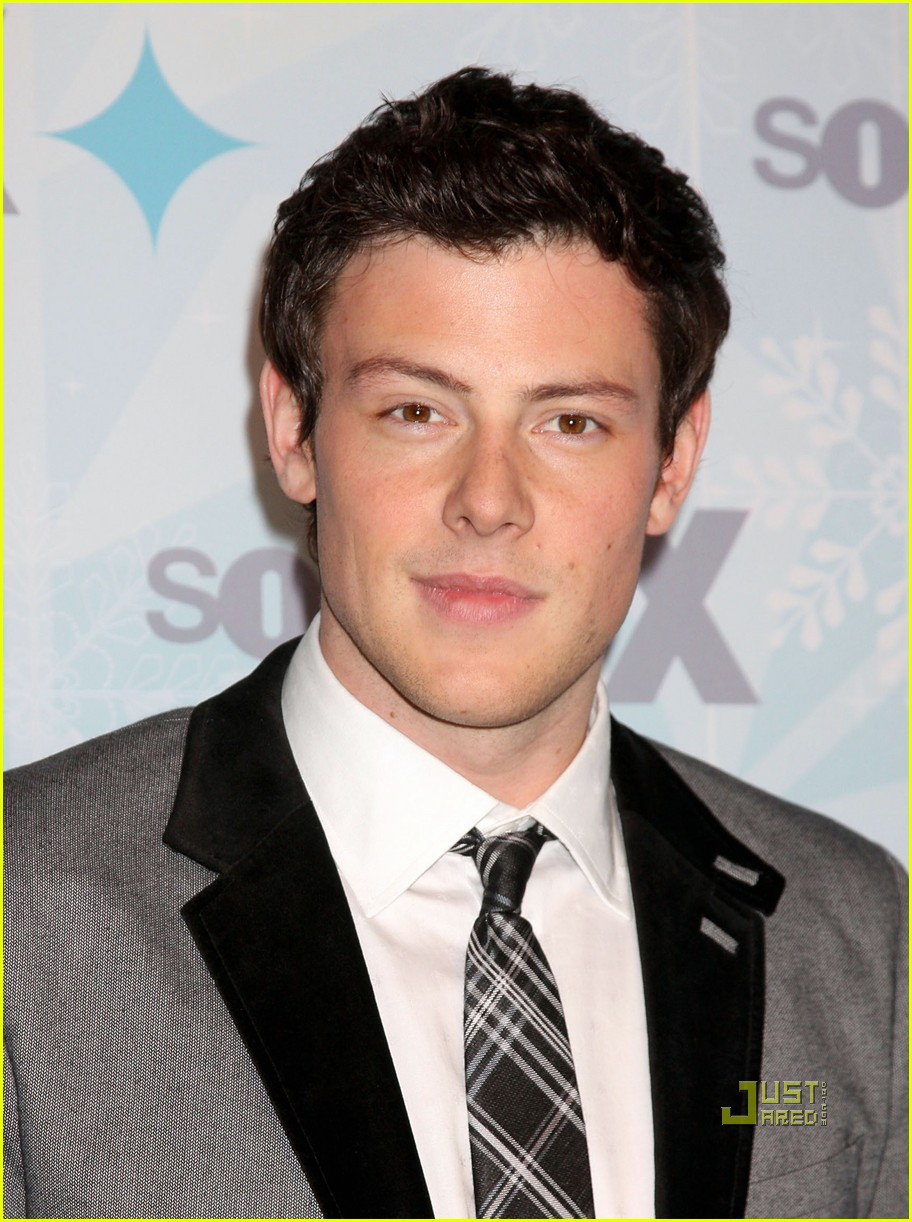 glee fox tca winter 2011 party 13