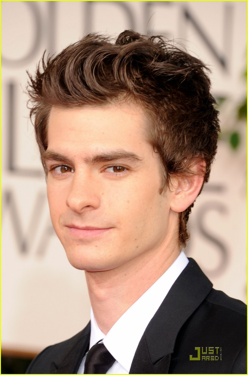 andrew garfield golden globes 2011 01