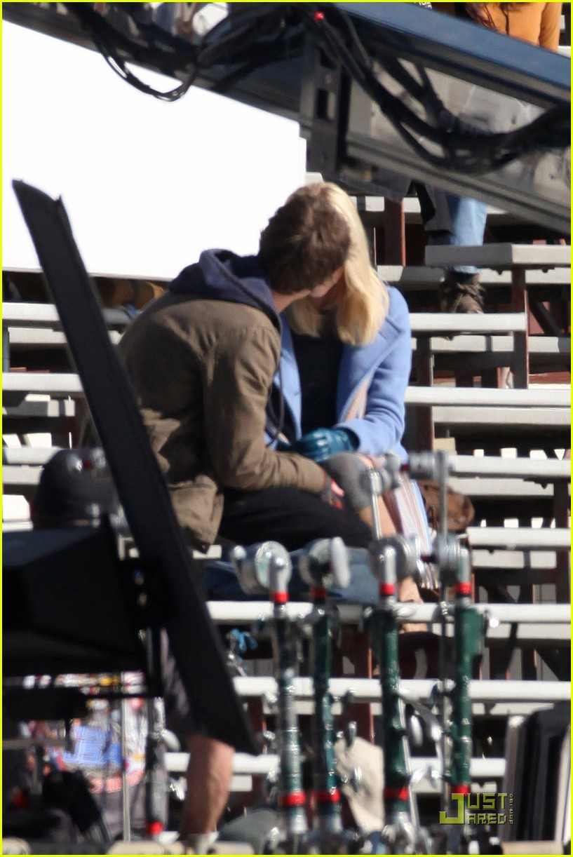 andrew garfield emma stone spidey gwen 04