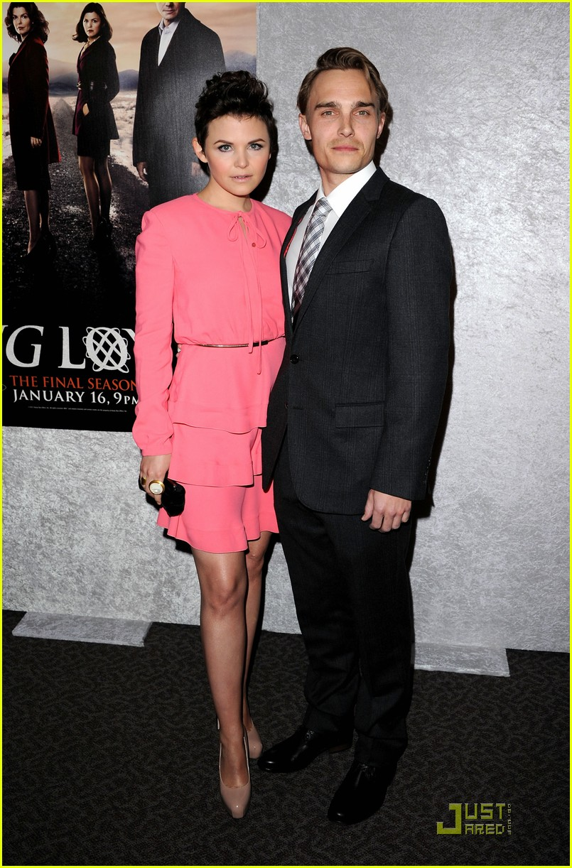 ginnifer goodwin chloe sevigny big love premiere 09