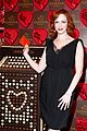 christina hendricks godiva pop up 07