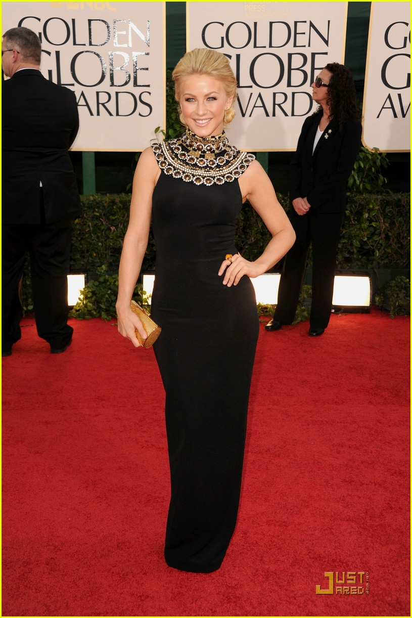 julianne hough golden globes 08