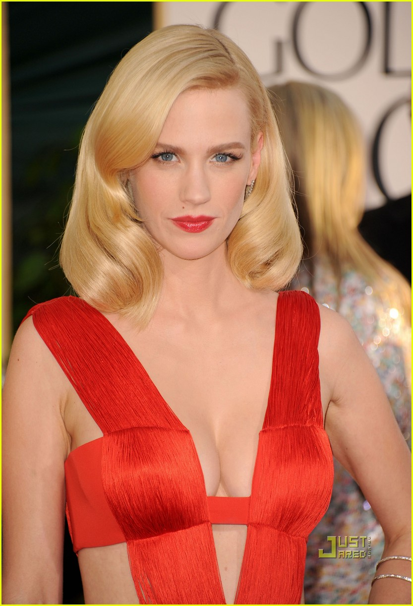 january jones 2011 golden globes 06