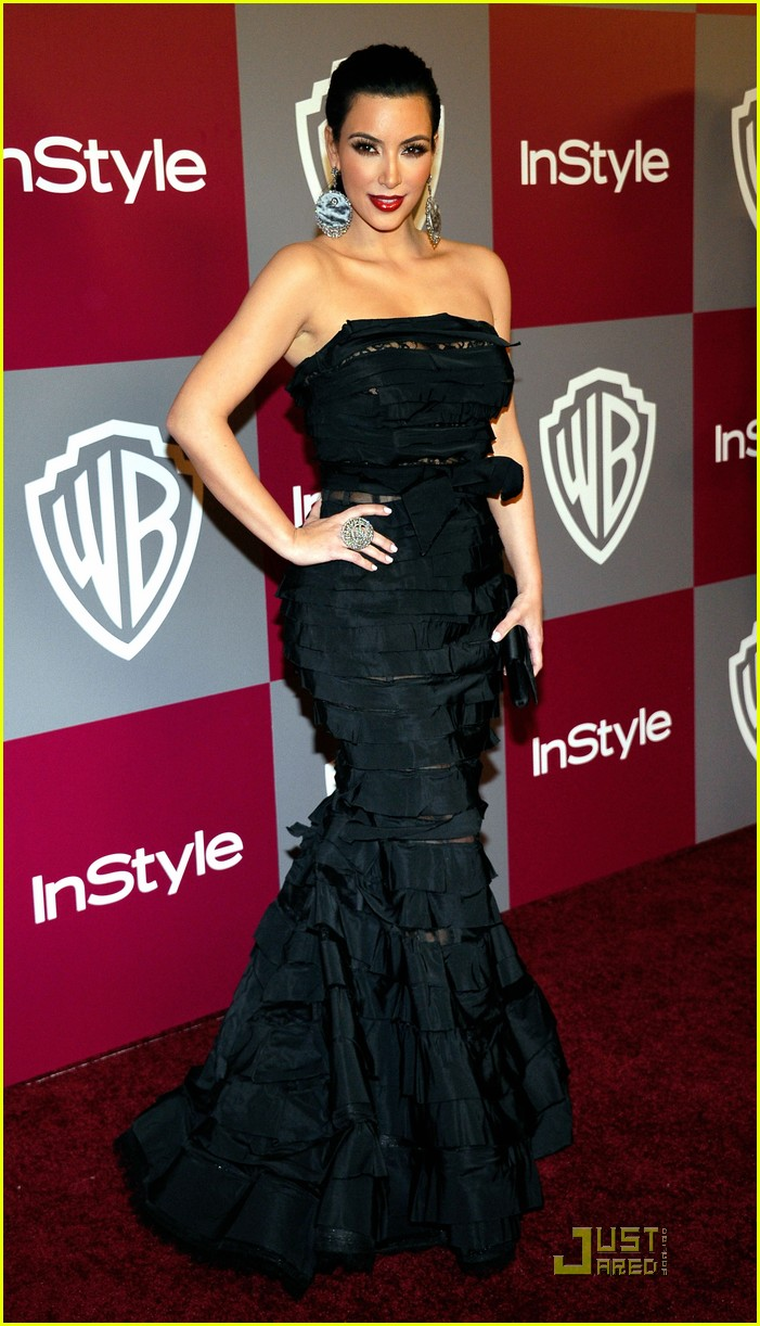 kim kardashian instyle party 02