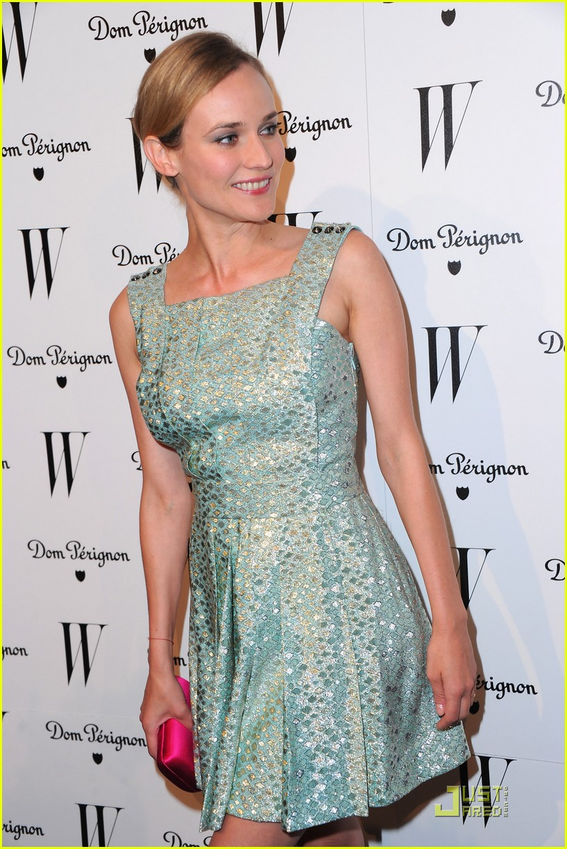 diane kruger w magazine golden globe party 05