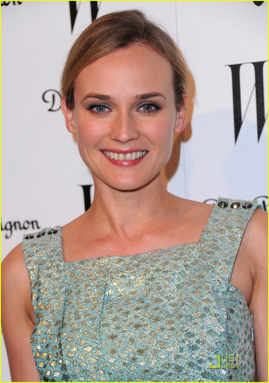 diane kruger w magazine golden globe party 09