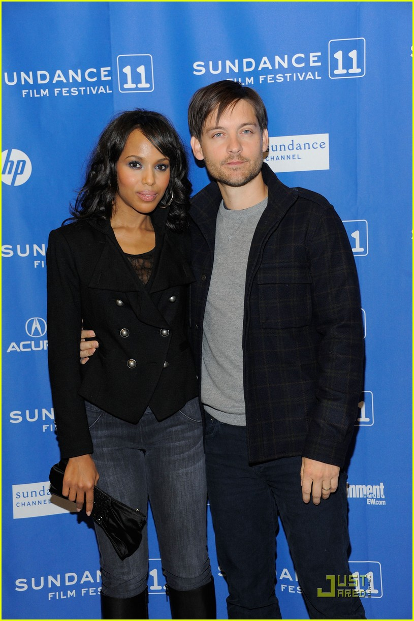 tobey maguire kerry washington the details premiere 03