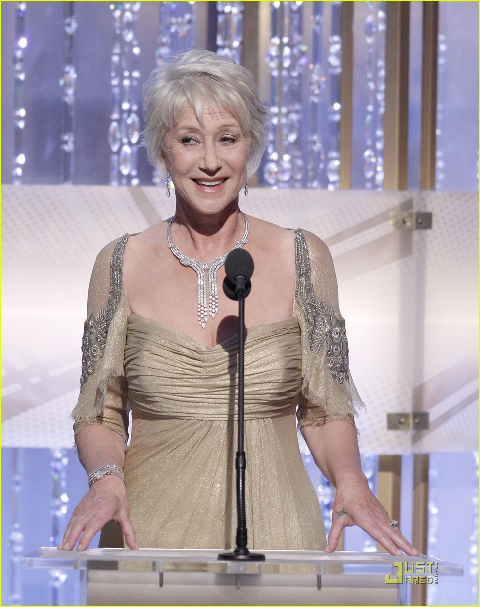 helen mirren tilda swinton golden globes 042512324