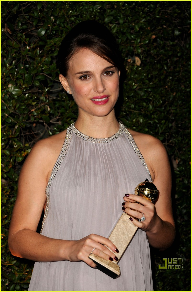 natalie portman fox searchlight golden globes party 03