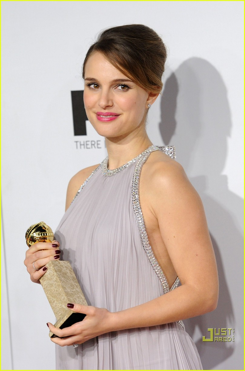 natalie portman fox searchlight golden globes party 052512384