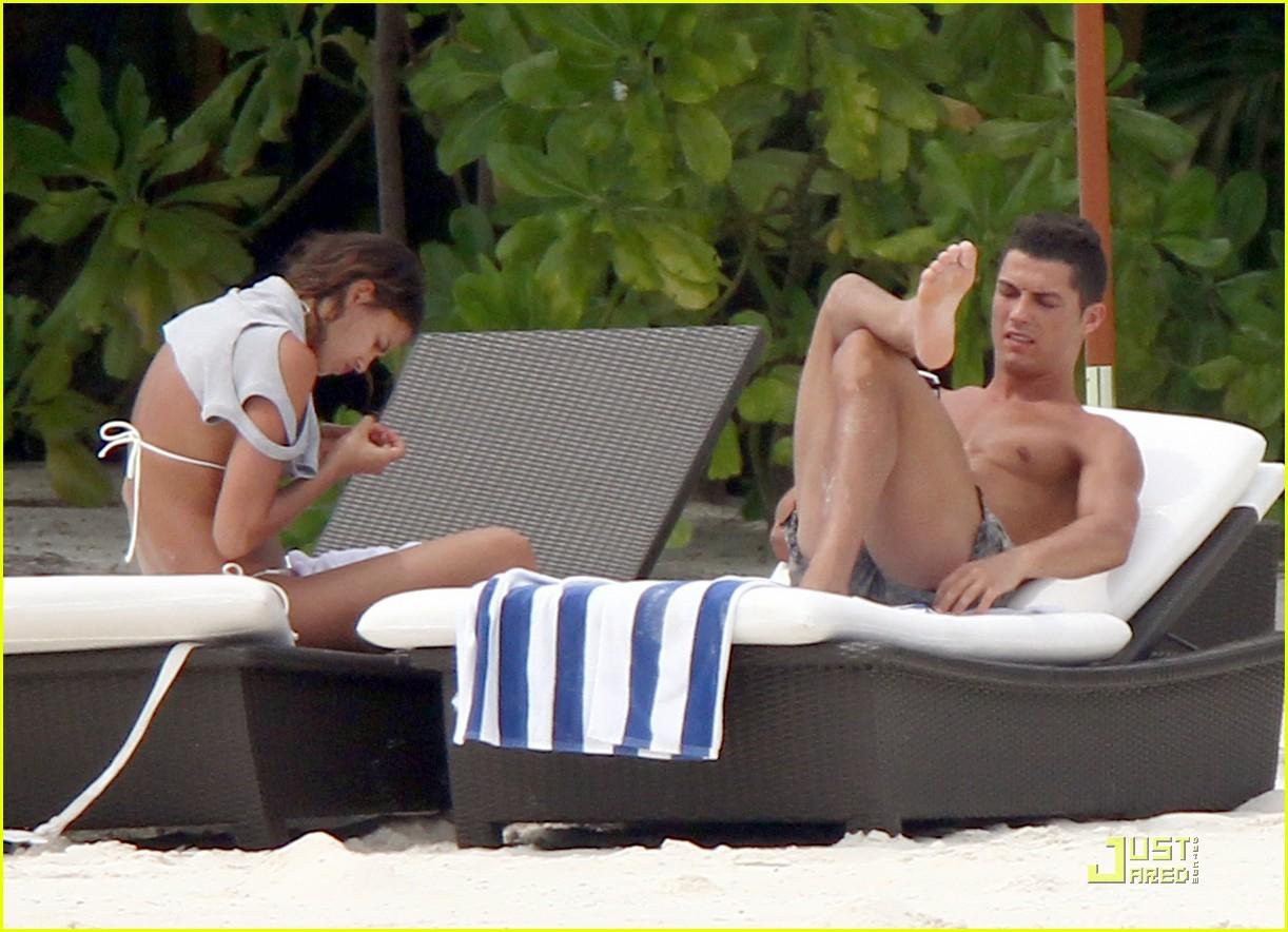 Cristiano Ronaldo And Irina Shayk Baby Irina Shayk Cristiano