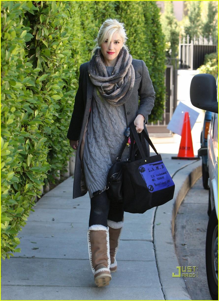 Gwen Stefani Lamb Bag Los Feliz 01