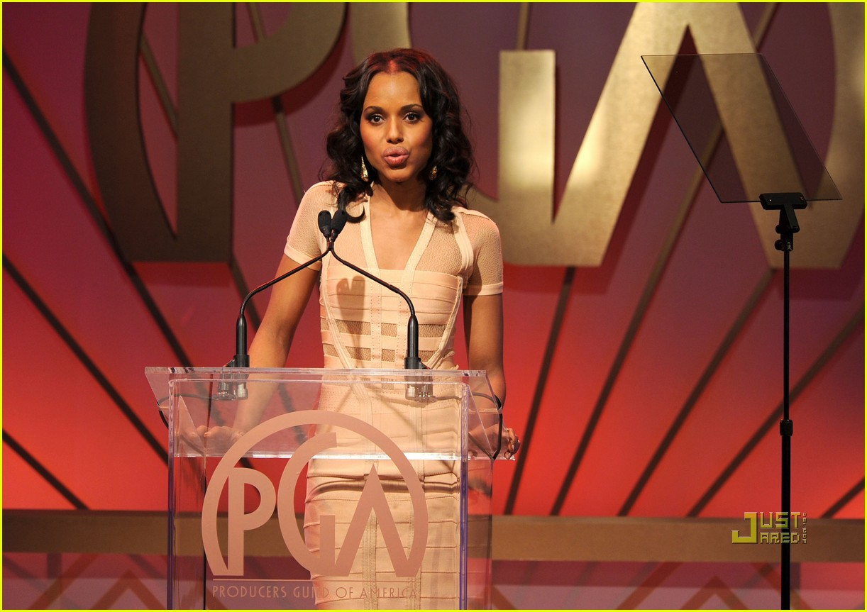 kerry washington helen mirren producers guild awards 11