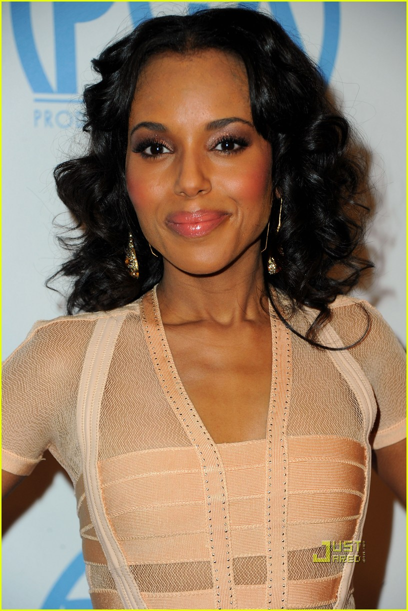 kerry washington helen mirren producers guild awards 15
