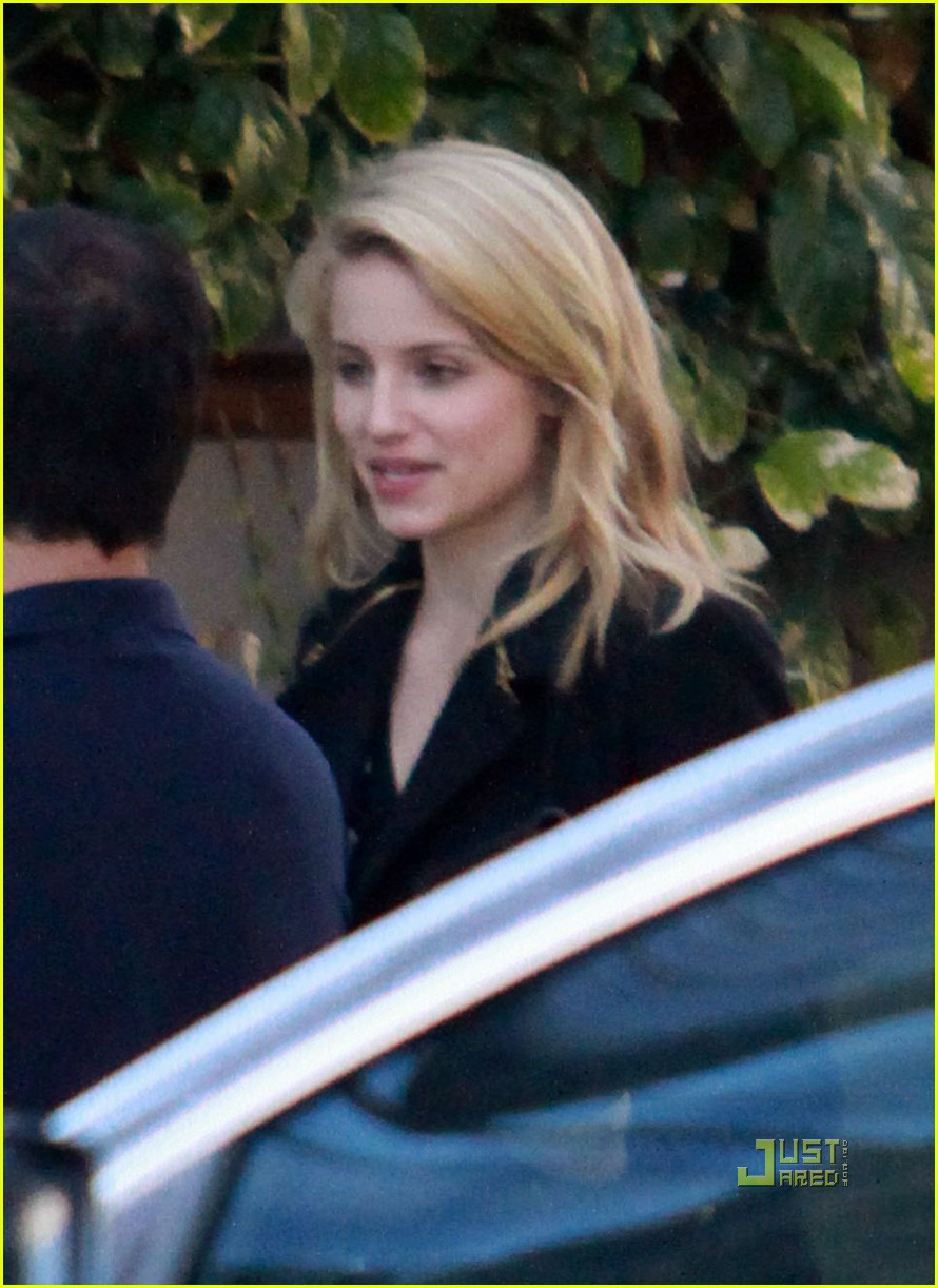 dianna agron errands striped top 02