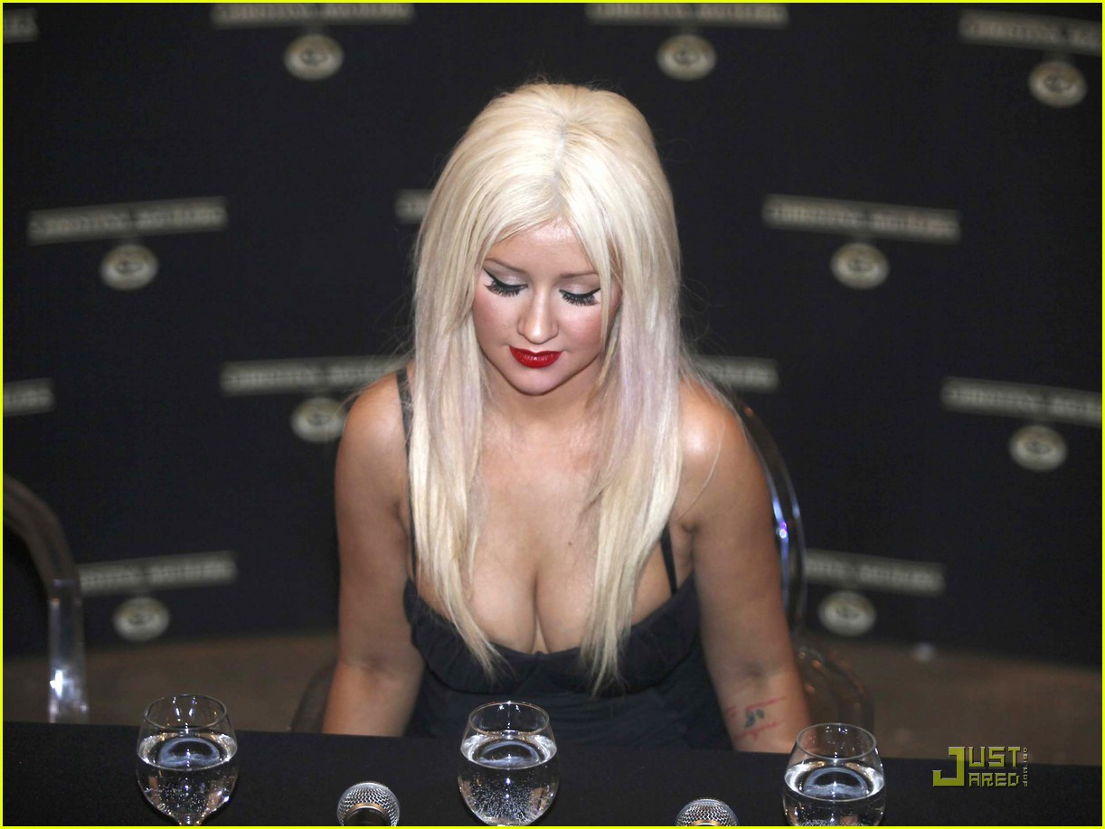 christina aguilera sao paulo fashion week 01