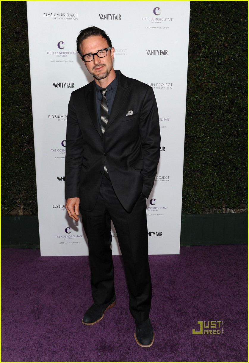 david arquette art auction 01
