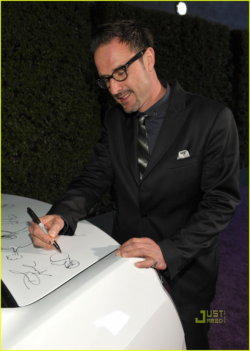 david arquette art auction 07