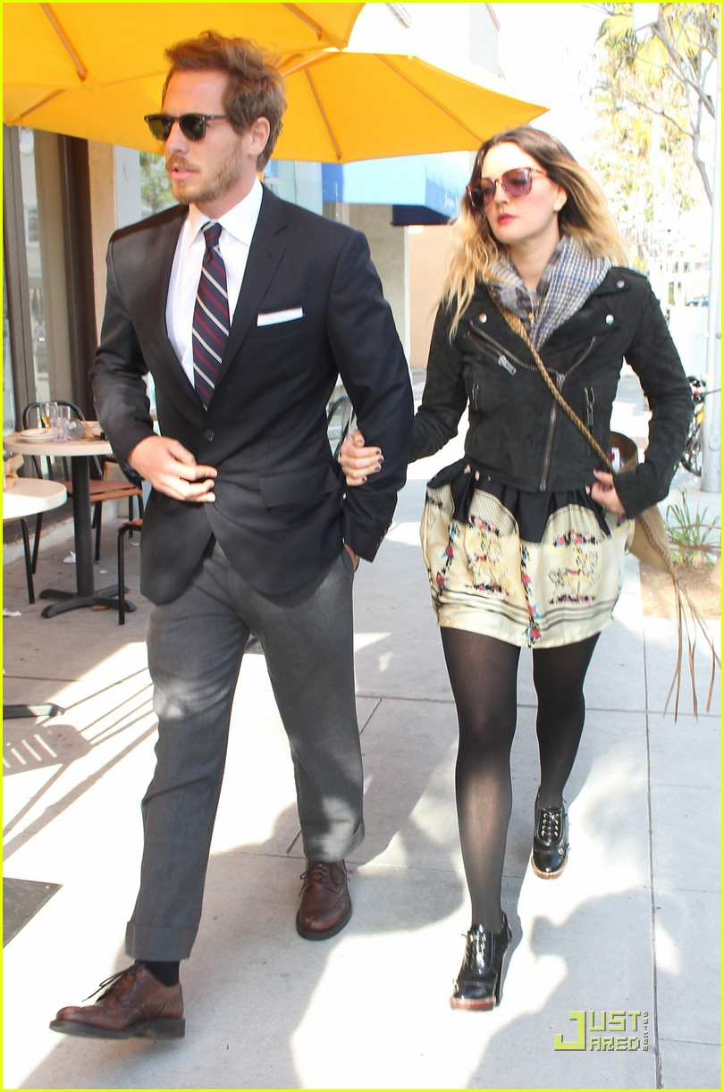 drew barrymore will kopelman e baldi lunch 102522520