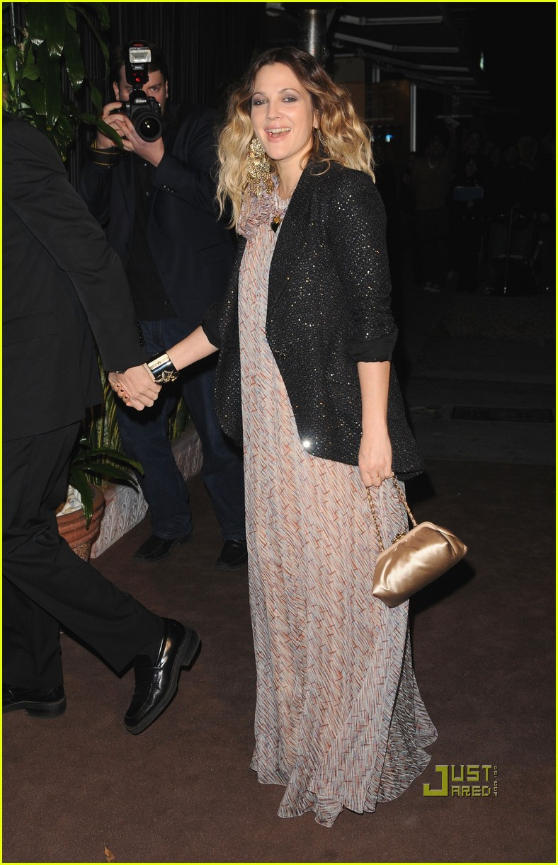 drew barrymore will kopelman chanel dinner 11