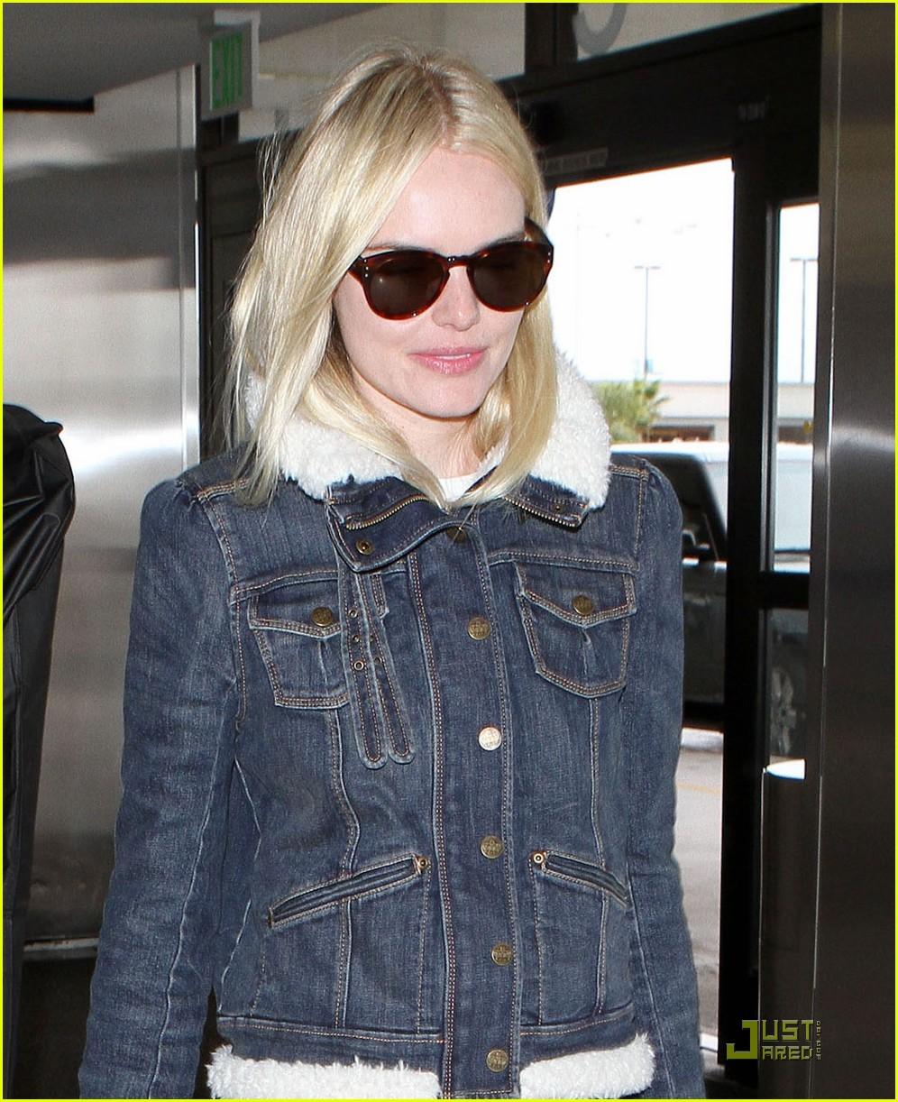 kate bosworth en route to fashion week 02