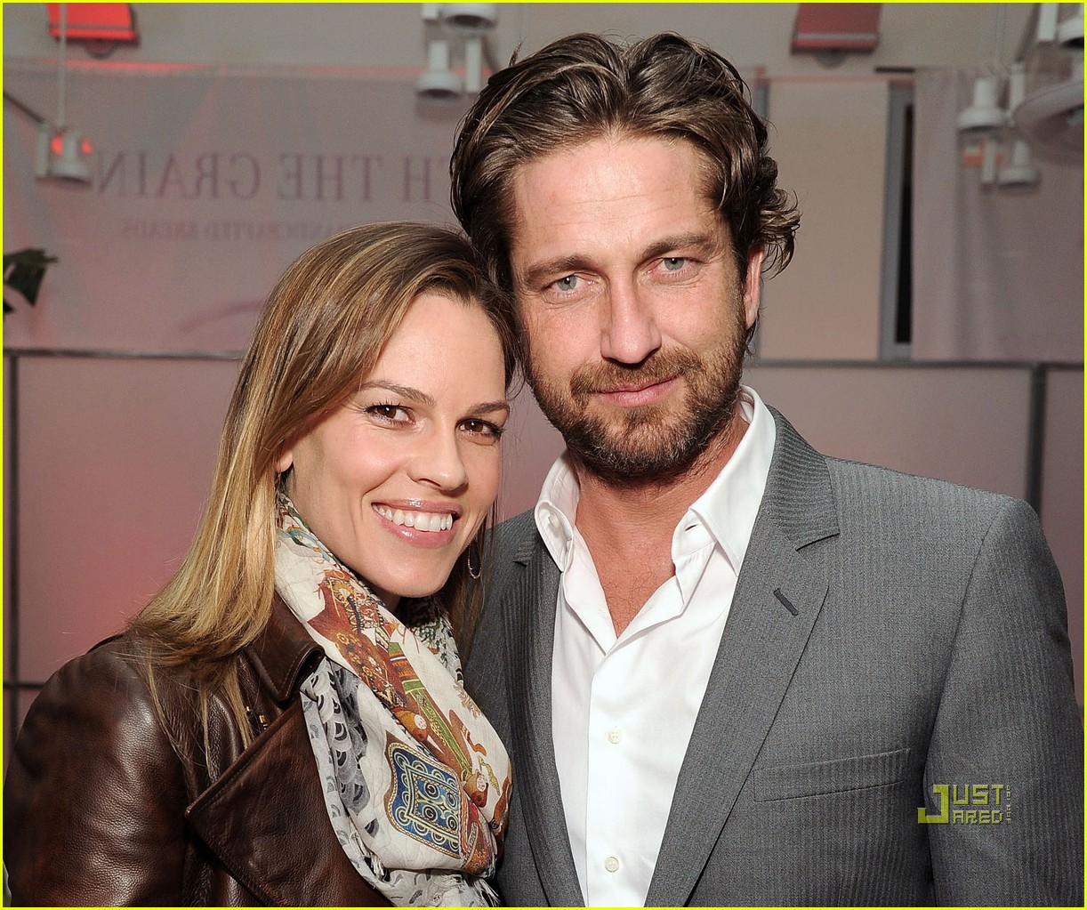 Full Sized Photo of gerard butler hilary swank lg ... Gerard Butler From