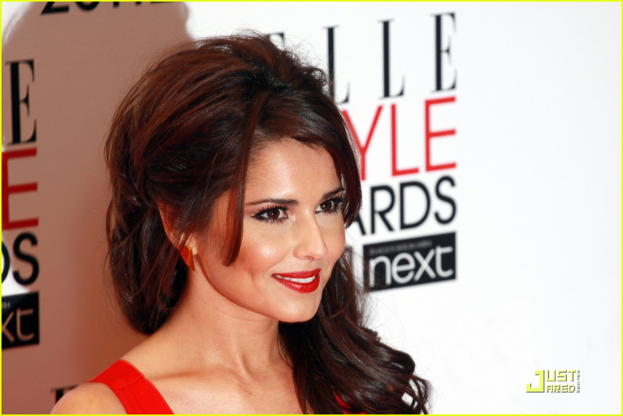 cheryl cole elle style awards 2011 142519947