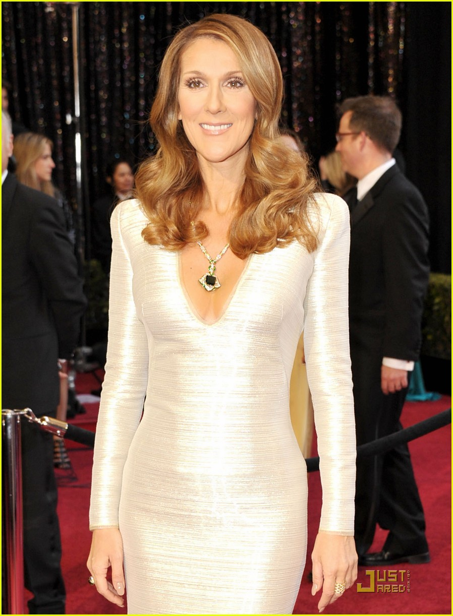 celine dion oscars 2011 04