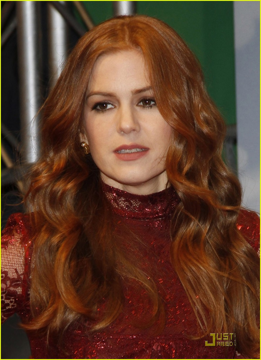 isla fisher rango premiere germany 07