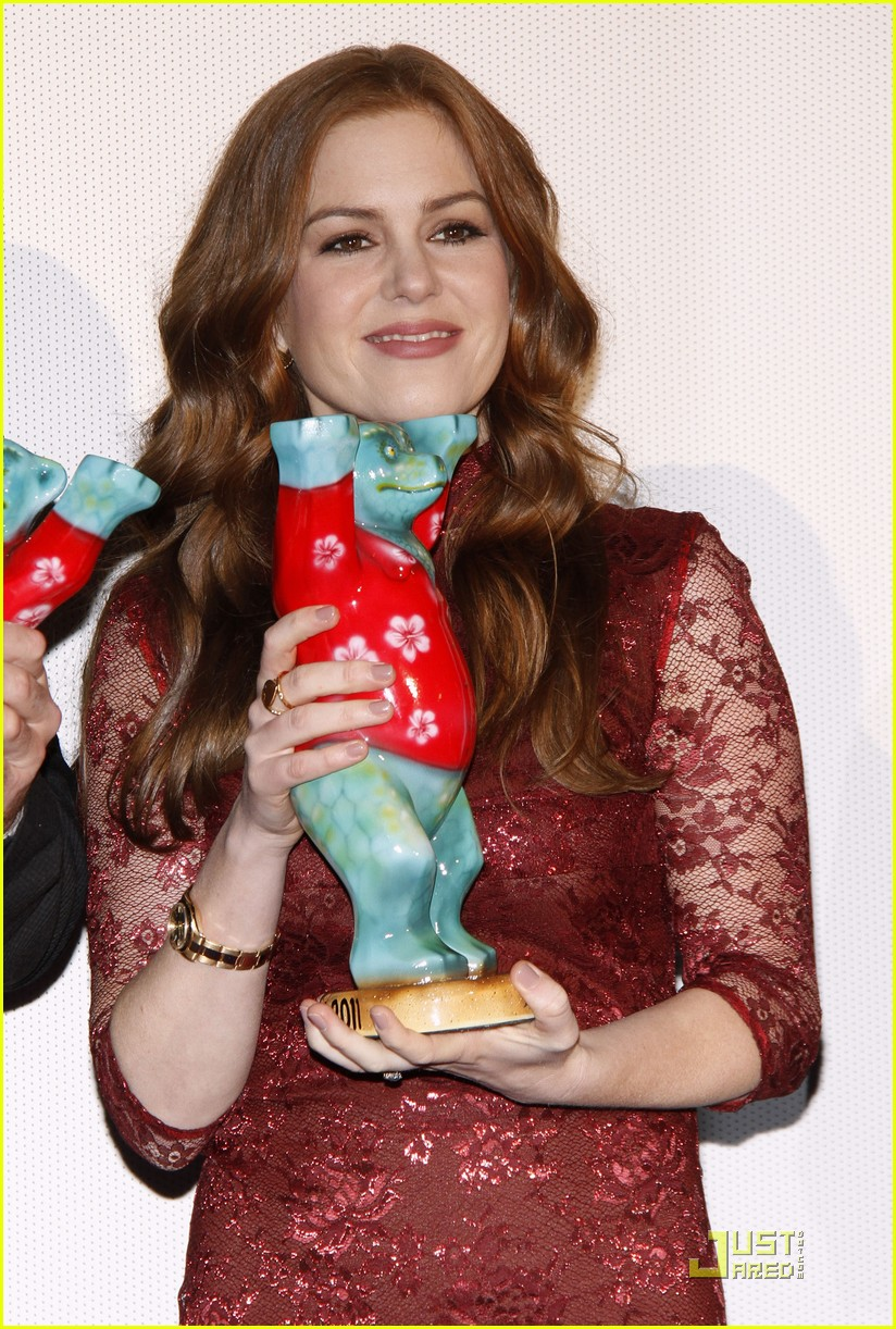isla fisher rango premiere germany 08