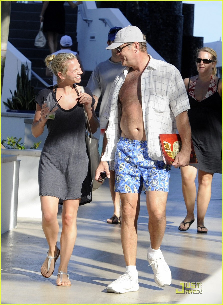 kelsey grammer miami fun with kayte walsh 05