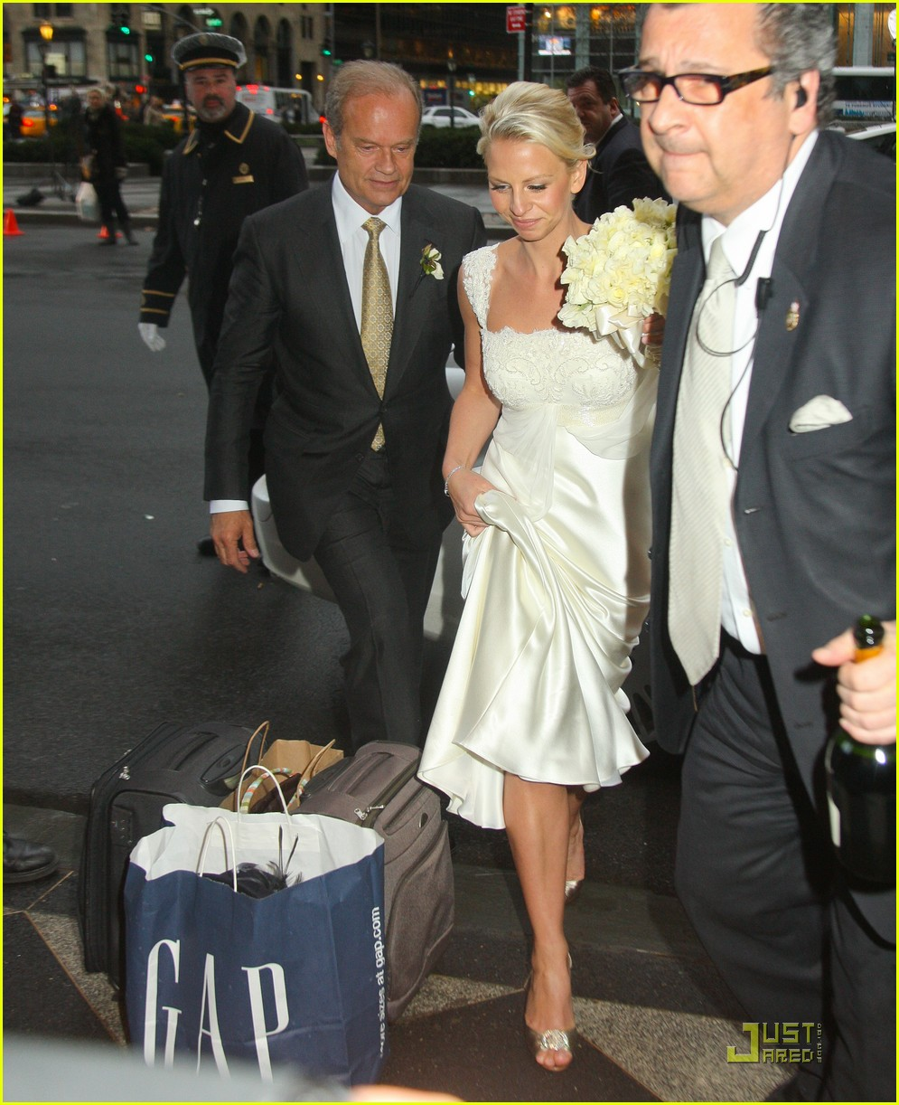 kelsey grammer kayte walsh wedding 04