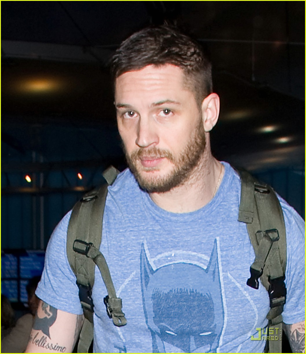 tom hardy batman shirt lax 06