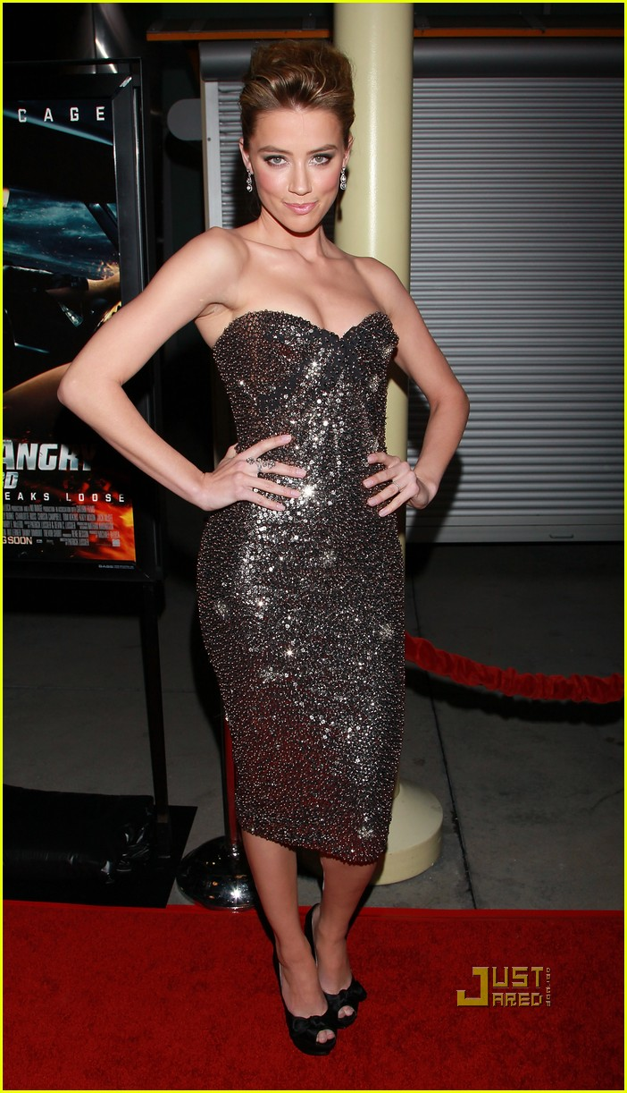 amber heard drive angry 3d screening 05