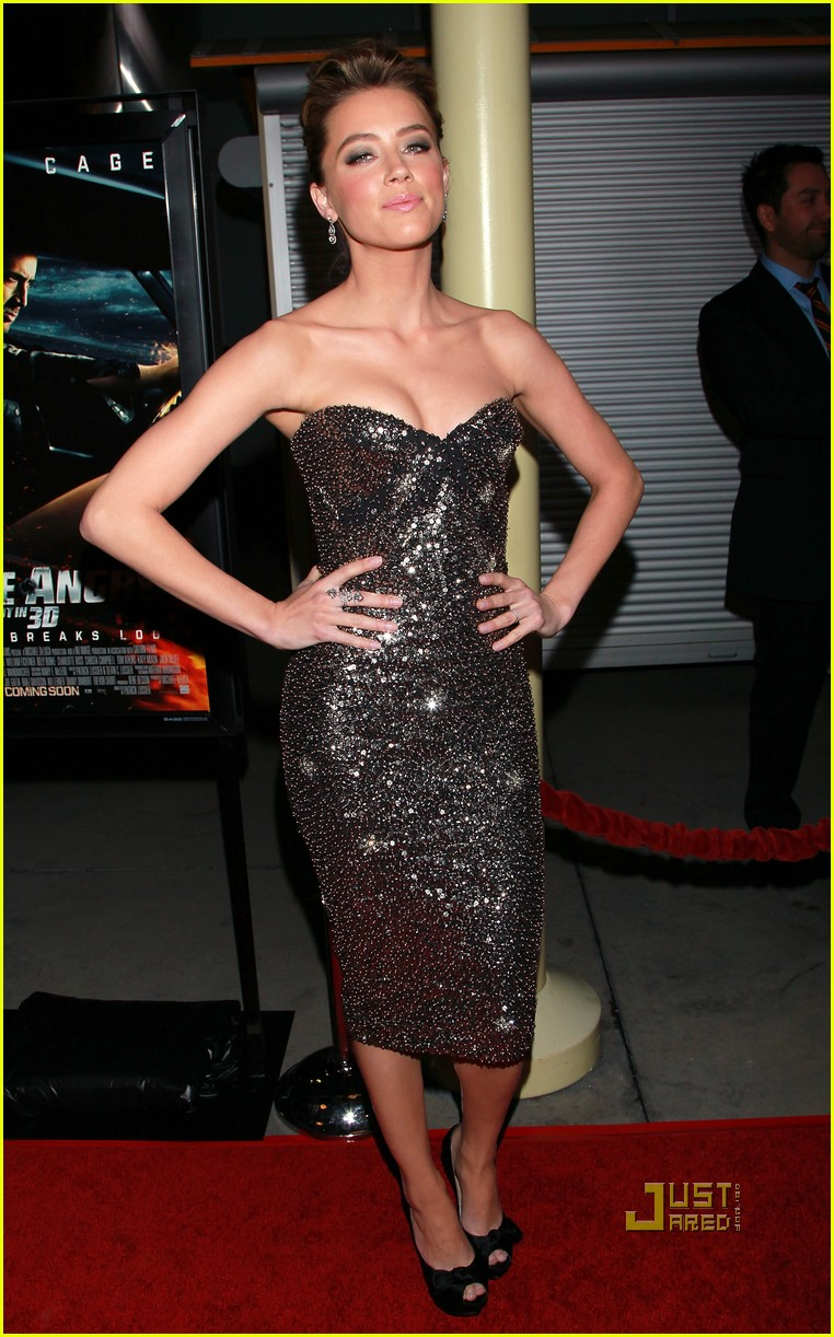 amber heard drive angry 3d screening 06