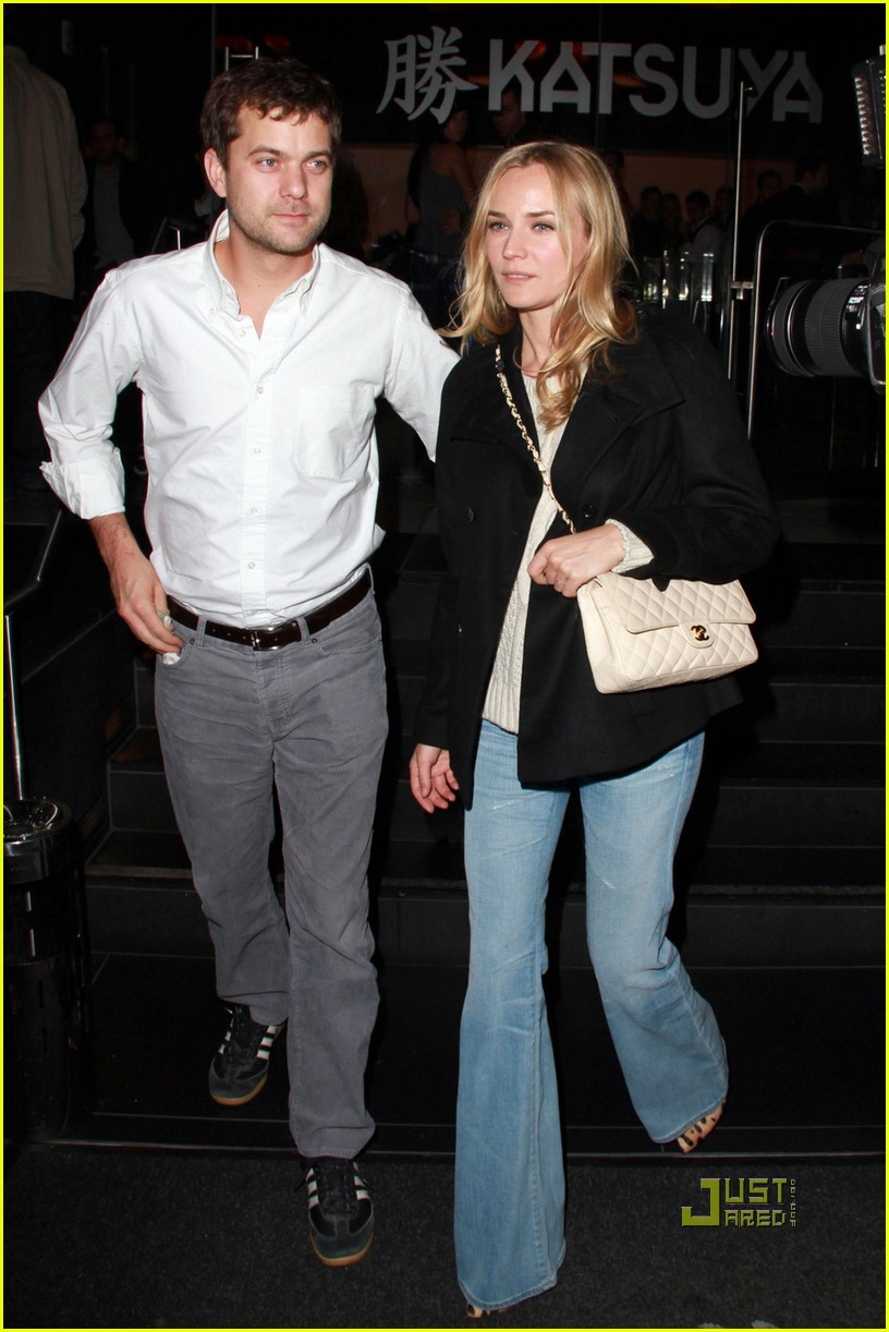 diane kruger joshua jackson out to dinner 01