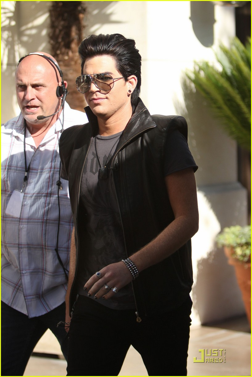 adam lambert grove guy 02
