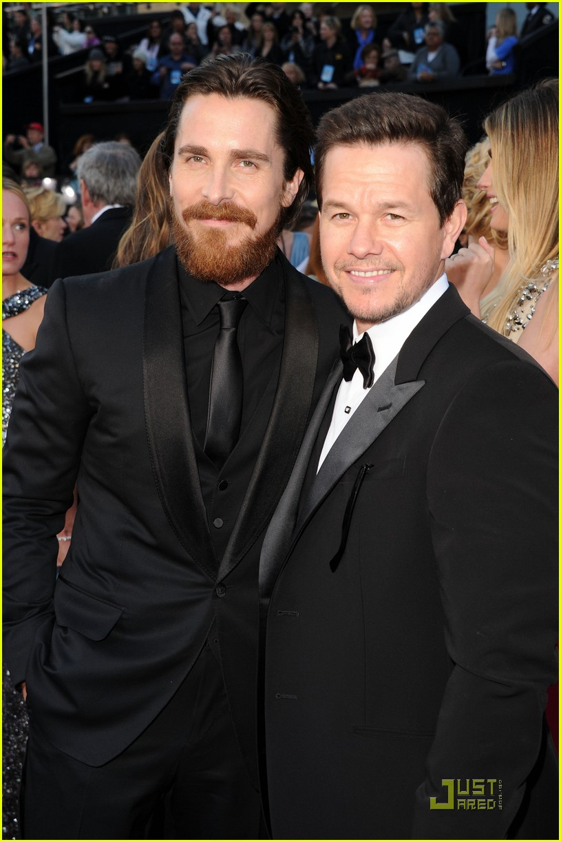 melissa leo mark wahlberg christian bale oscars 2011 03
