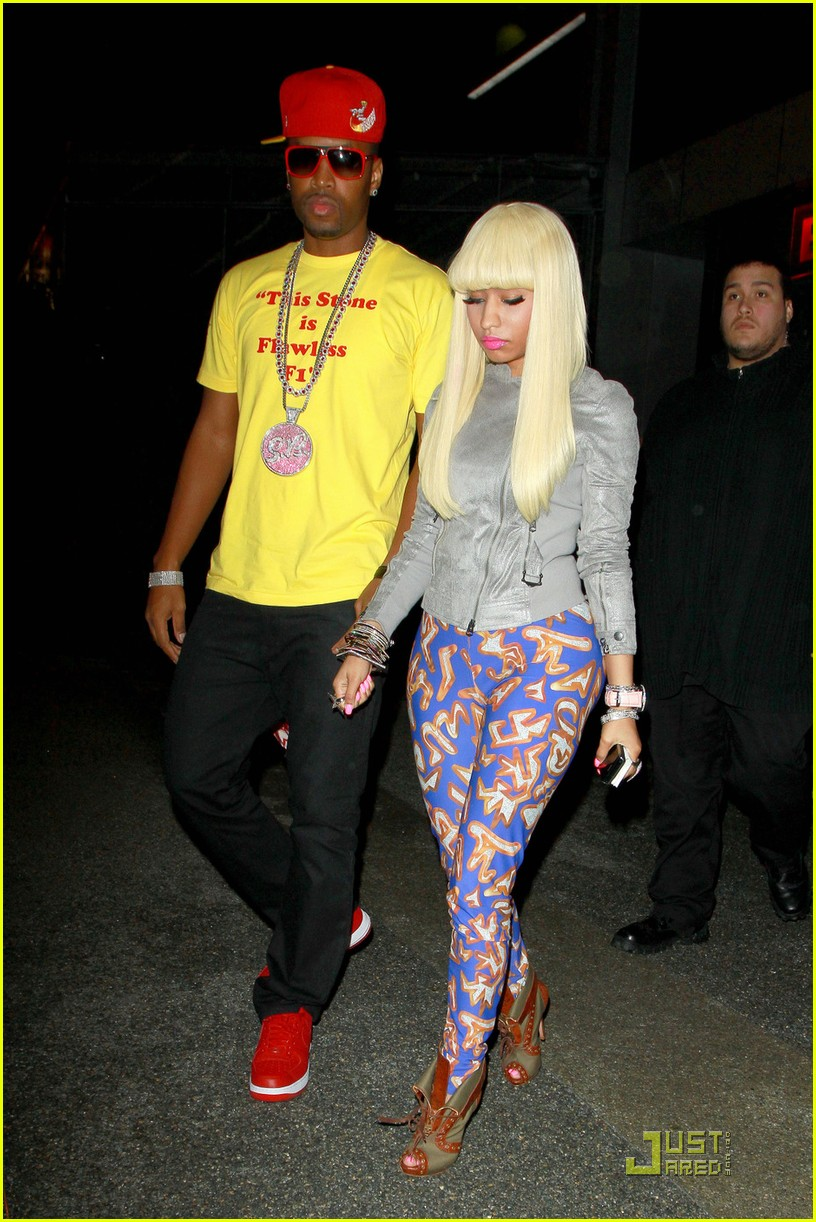 nicki minaj boa steakhouse 08