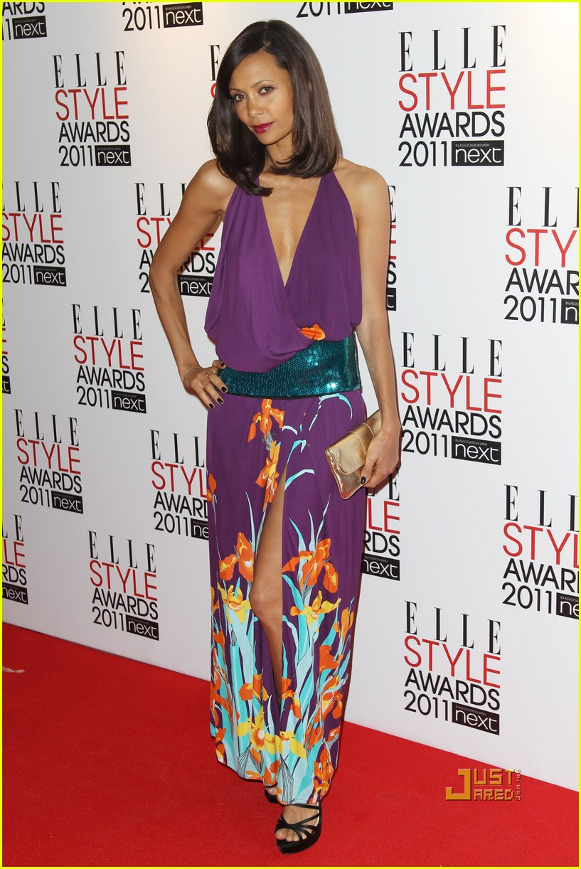 thandie newton baftas elle style awards 02