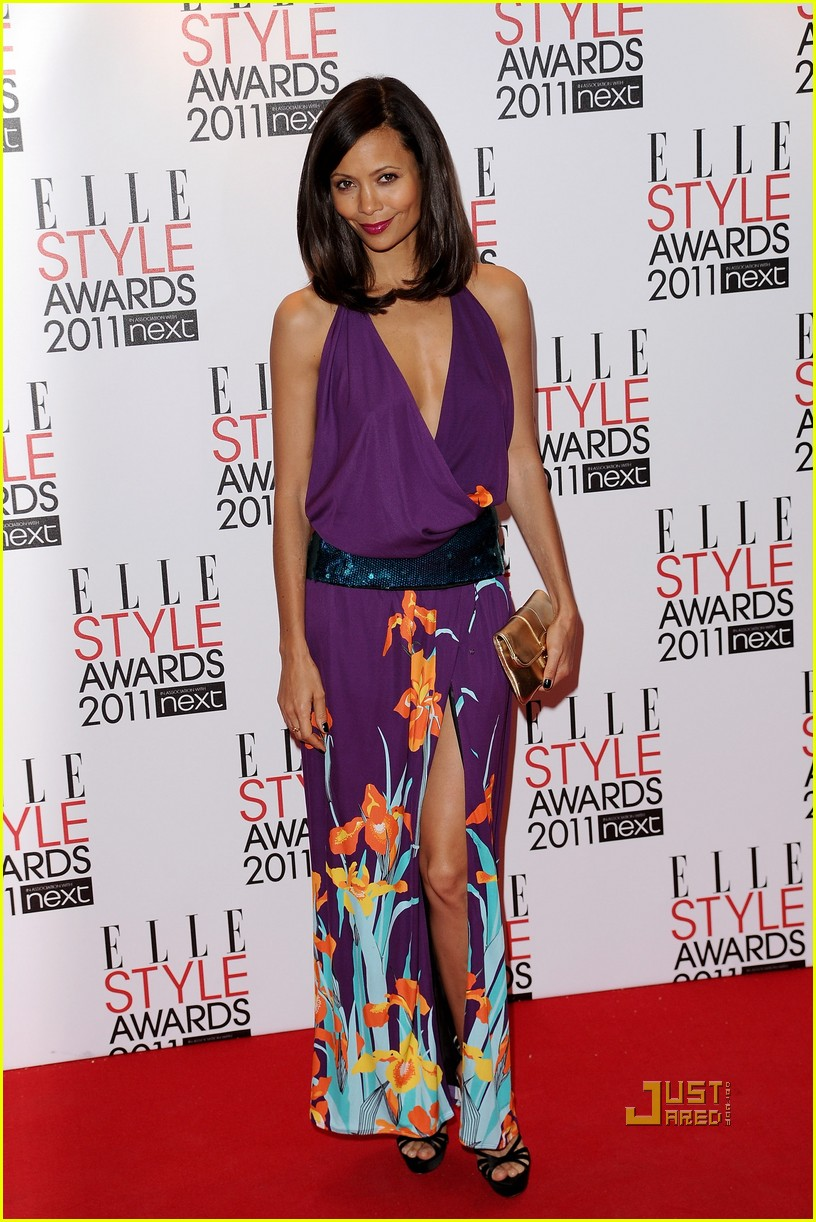 thandie newton baftas elle style awards 13