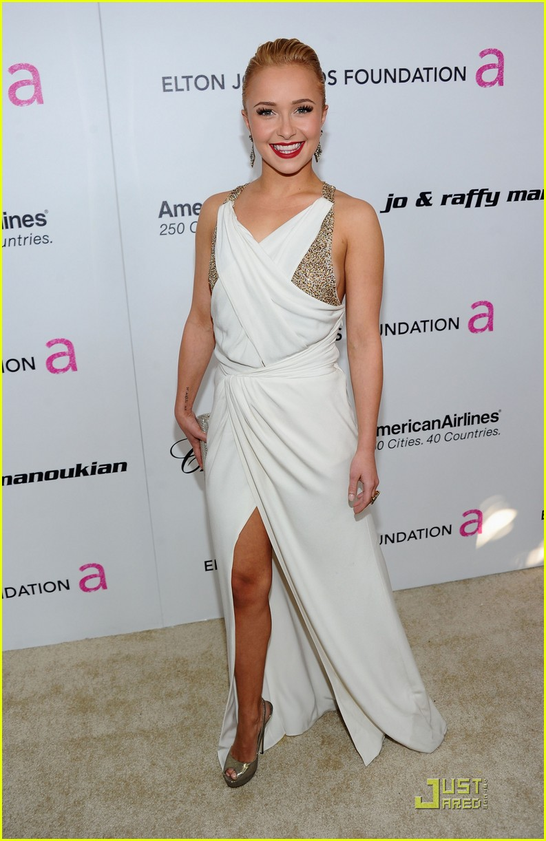 hayden panettiere oscars viewing party 04