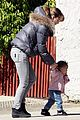 ellen pompeo petting zoo with stella 15