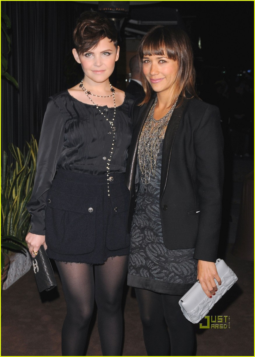 rashida jones ginnifer goodwin chanel charles finch dinner 04