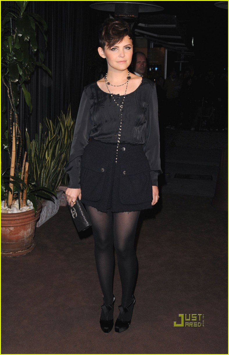 rashida jones ginnifer goodwin chanel charles finch dinner 11