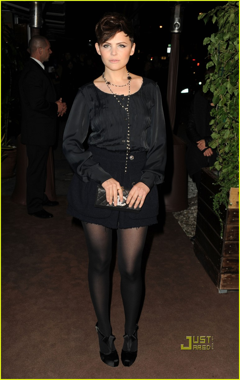 rashida jones ginnifer goodwin chanel charles finch dinner 13
