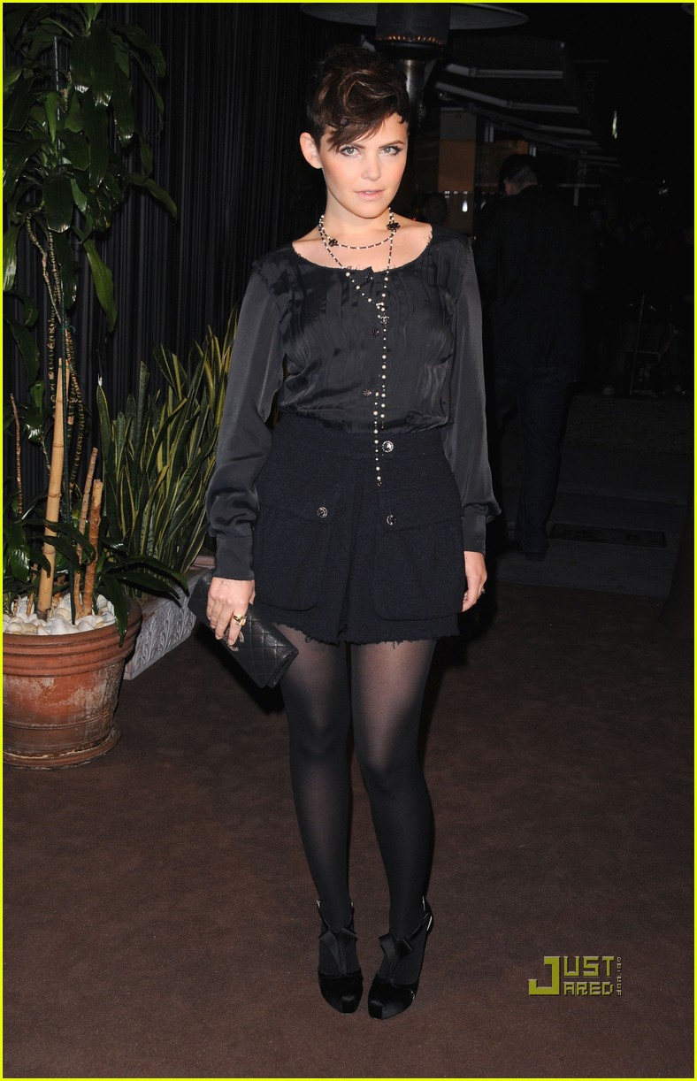 rashida jones ginnifer goodwin chanel charles finch dinner 15